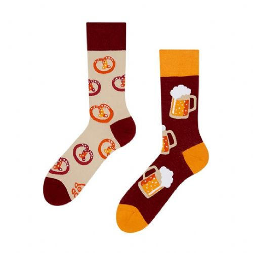 Good Mood | Adult Regular Socks | Beer